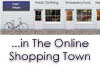 We're in the Online Shopping Town