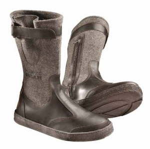 Po-Zu  'Well' Boot (Mocha/Grey)