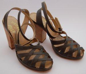 Fiorentini and Baker 'Rio' High Heel Sandal