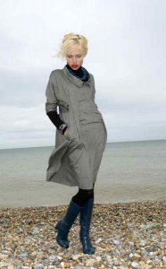 Wildlifeworks 'Alice' Dress (Grey)