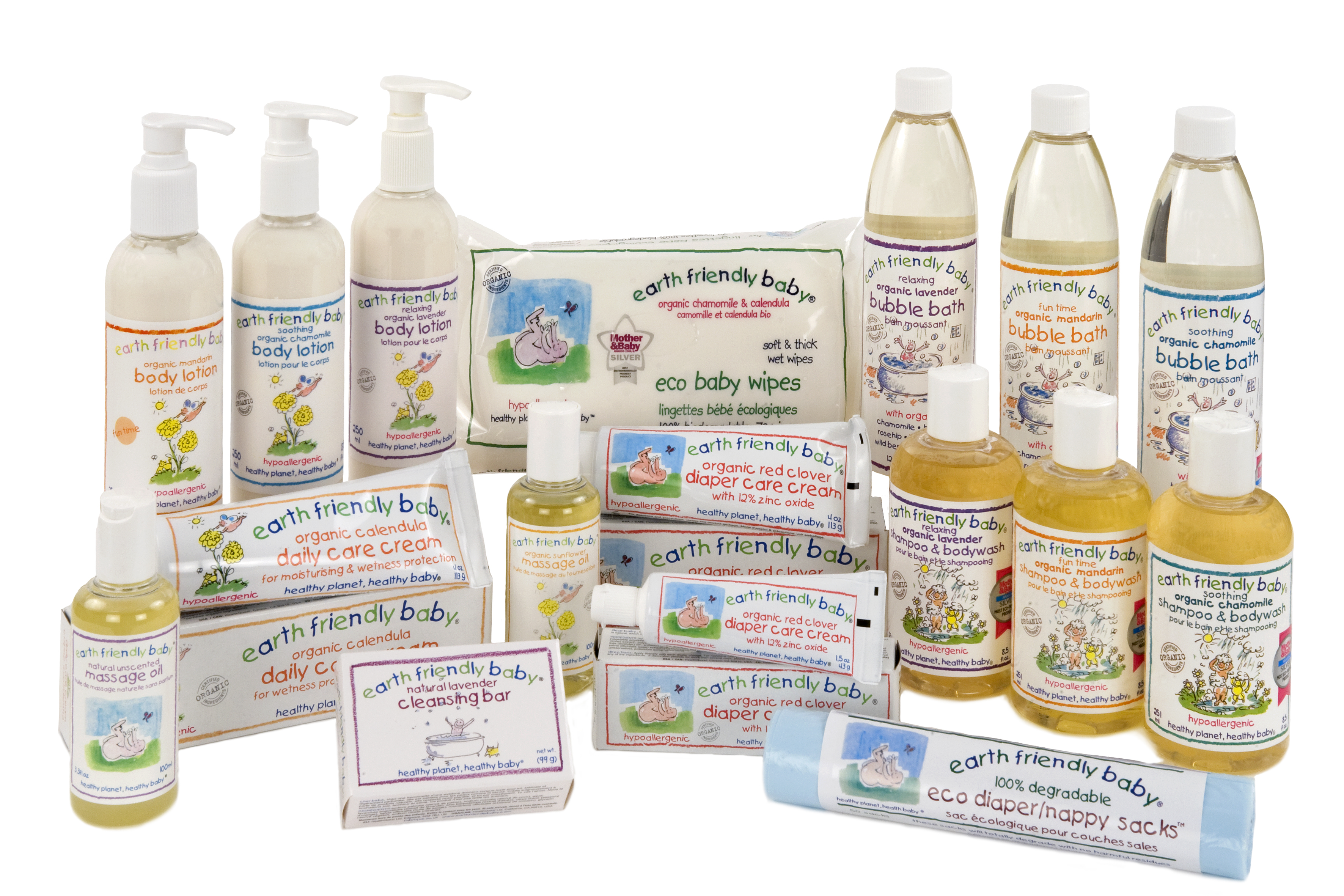 The Natural Store Earth Friendly Baby Green Baby