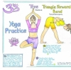 Liz Cook Wall Chart - Yoga