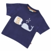 Piccalilly Little Sailor 'Love The Sea' T-Shirt (Navy) Age 5-6 yrs